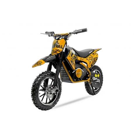 "Serval Prime 49cc 10"" dirt bike cross 49cm3"