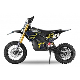 "Dirt bike ado Tiger 1100W 12""-10"" Lithium"