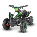"Python Deluxe 49cc 6"" Tri-Couleur e-start"