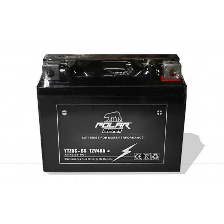Batterie de démarreur 12V 4Ah Plomb