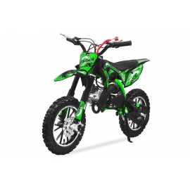 Dirt bike enfant Panther 49cc 10-10""