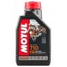 Huile Motul 2t pour quad et dirt bike