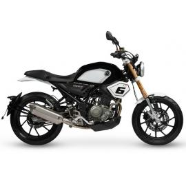 Moto Masai Scrambler Sport 125