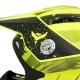 Casque Moto Cross ADX MX2 version jaune