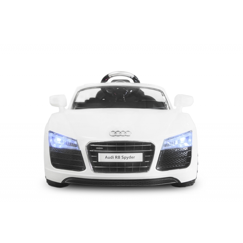 audi r8 spyder electrique enfant 2x25w btc motors. Black Bedroom Furniture Sets. Home Design Ideas