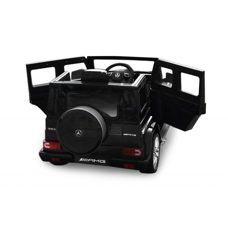 mercedes g63 electrique enfant 2x35w avec t l commande btc motors. Black Bedroom Furniture Sets. Home Design Ideas