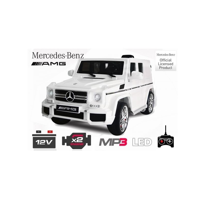 mercedes g63 electrique enfant 2x35w avec t l commande btc motors. Black Bedroom Furniture Sets. Home Design Ideas