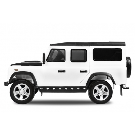 land rover defender electrique enfant 2x35w btc motors. Black Bedroom Furniture Sets. Home Design Ideas