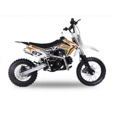 """Dirt Bike Ado Storm 110cc 12""""-10"""" auto"""