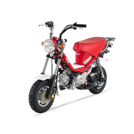 Bubbly 50cc Moto Homologable