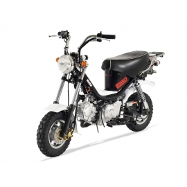 Bubbly 50cc Semi Automatique Moto homologable