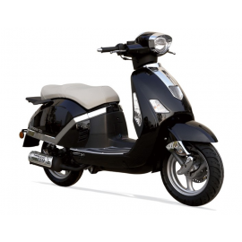 Verona 125cc Scooter Homologable