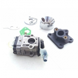 Kit Carburateur Haute Pression de 16mm pocket sans filtre