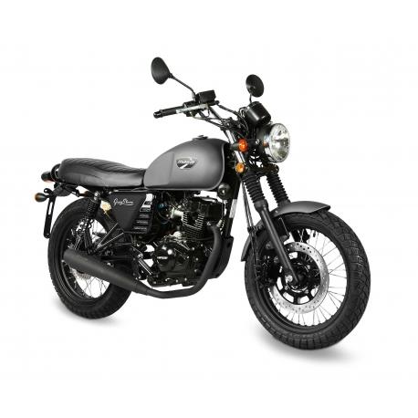 Moto Homologuée Masai Greystone 125cc euro 4