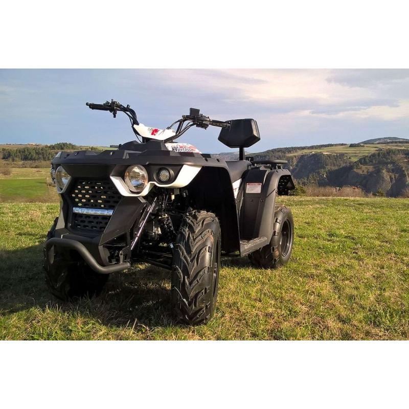 Pneu D Hiver Date >> Hytrack 540 STL EPS 4x4 quad agricole homologué quad 2 places
