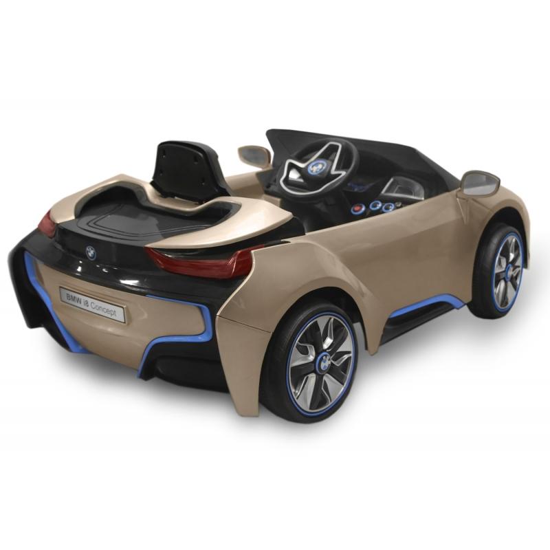 voiture electrique enfant bmw i8 btc motors. Black Bedroom Furniture Sets. Home Design Ideas