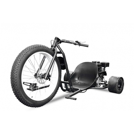 drift trike 26 11 200cc adulte moteur thermique pas cher. Black Bedroom Furniture Sets. Home Design Ideas