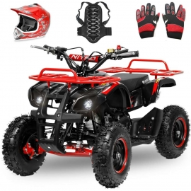 """Pack Torino 6"""" 49cc + Protections"""