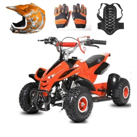 Pack Dragon 49cc + Protections