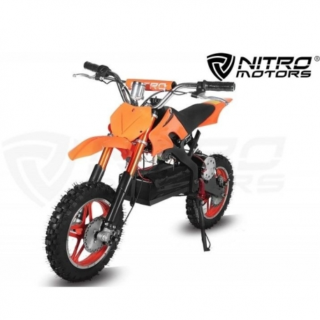 Dirt Bike Apollo électrique 800W
