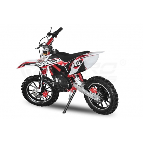 Dirt Bike Gazelle électrique 500W Plomb