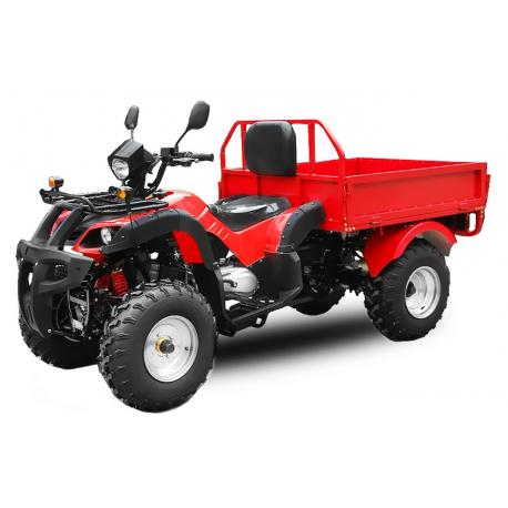 dumper 150cc quad agricole homologable btc motors. Black Bedroom Furniture Sets. Home Design Ideas