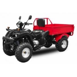 Dumper 150cc Quad Agricole Homologable
