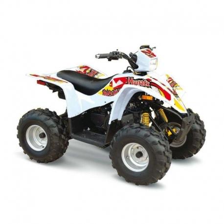 Hytrack 80XLX - quad 80cm3