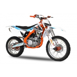 "Pit Bike Ultimate 250cc 21""-18"""