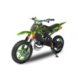 """Apollo E-start 49cc 10"""" dirt bike 50cc"""