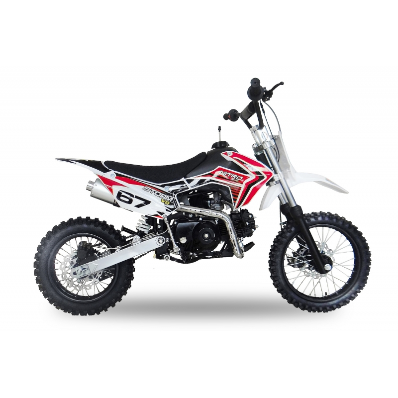moto cross 110cc storm automatique btc motors. Black Bedroom Furniture Sets. Home Design Ideas