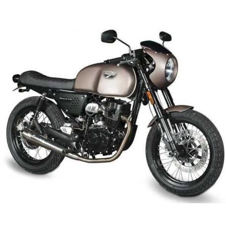Masai Muscle 125cc - Moto Homologuée