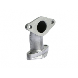 Pipe d'admission droite - gris - 26mm