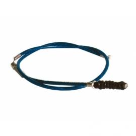Câble d'embrayage - 900mm - Bleu