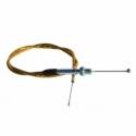 Câble de gaz - 900mm - Or