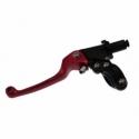 Levier d'embrayage long Premium - Rouge