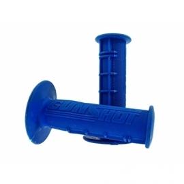 Poignées GUNSHOT - Bleu
