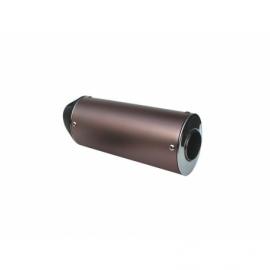 Silencieux d'échappement - 38mm
