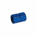 Bouchon de valve CNC - Bleu