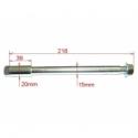 Axe de roue - 15/20x218mm