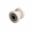 Roulette de chaîne téflon - 10 ou 22mm