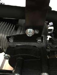 reglage chaine pocket quad saute
